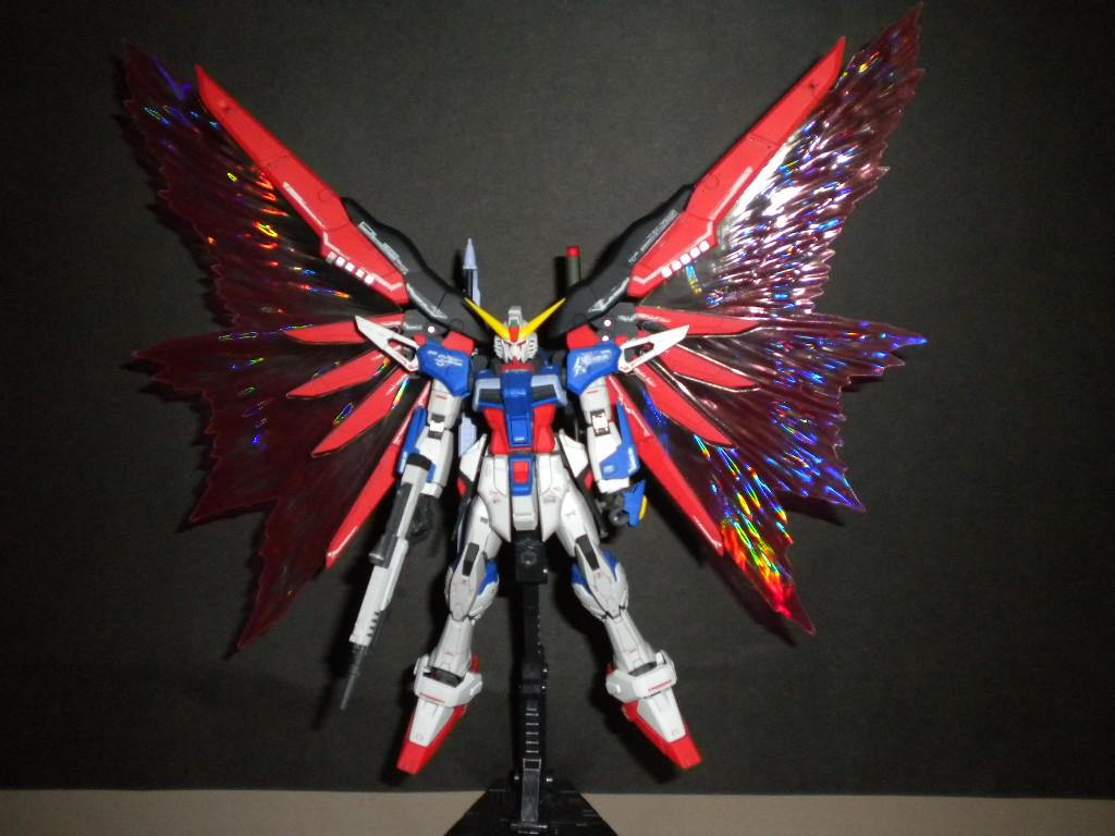 RGデスティニー光の翼発光