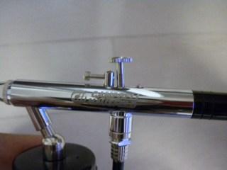 エアブラシMX2900トリガー拡大