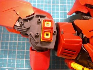 MGサザビーverka腕製作12.JPG