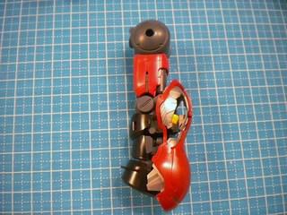 MGサザビーverka腕製作15.JPG