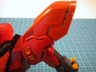 MGサザビーverka腕製作4.JPG